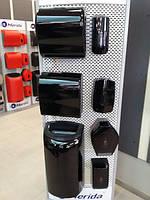 Сенсорный дозатор мыла-пены в картриджах Unique 551 черный, фото 2