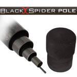 Вудлище ET Black Spider Pole 4 м 5-20г 149г карбон IM-8