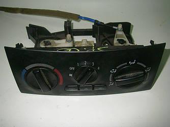 Блок управления печкой с конд Mitsubishi Space Star 98-05 (Мицубиси Спейс Стар)  MN140637