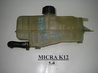 Бачок расширительный Nissan Micra (K12) 02-11 (Ниссан Микра К12)  21710AX600
