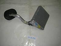 Радиатор печки Micra K12 02-11 (Ниссан Микра К12)  (Оригинальный № 27140AX700)