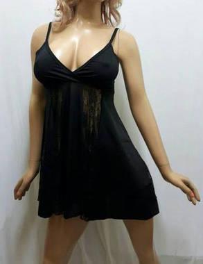 Ночная рубашка, ночнушка, из ткани микро-масло, размеры 42 до 50, Украина, фото 2