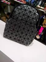 Рюкзак женский bao bao Issey Miyake черный (реплика)
