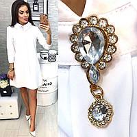 Платье женское, модель 770, белый, фото 1