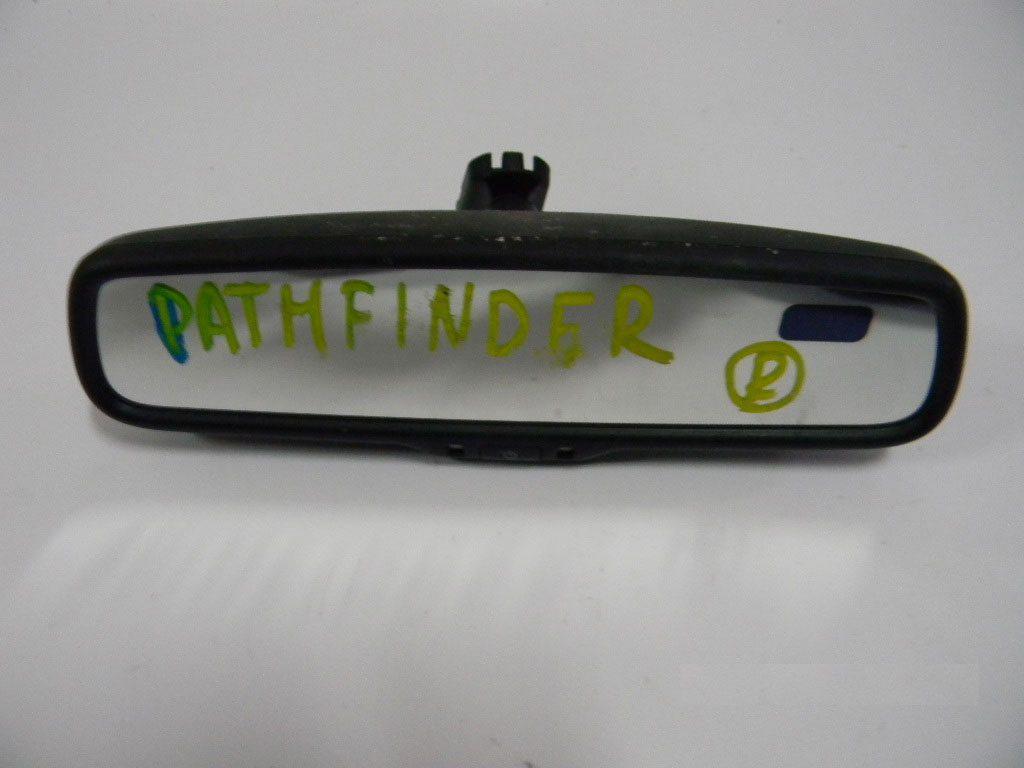 Зеркало салона электр 5 пинов Nissan Pathfinder (R51) 06- (Ниссан Патфайндер Р51)  96321CW50A