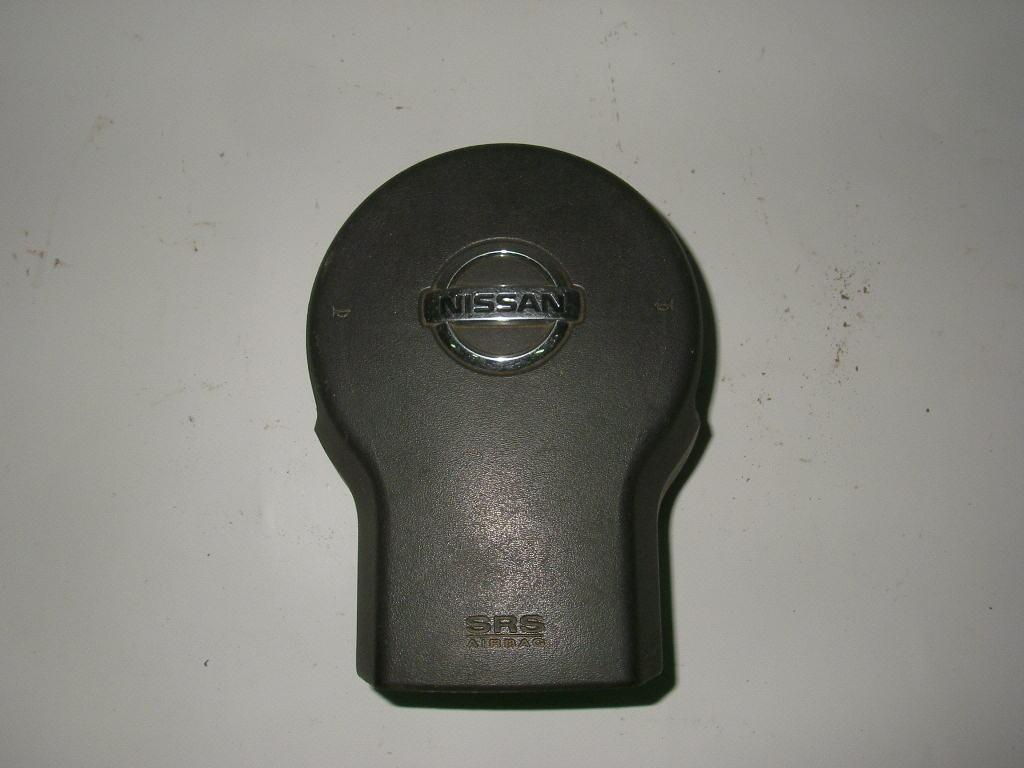 Подушка безопасности в руль черная Nissan Pathfinder (R51) 06- (Ниссан Патфайндер Р51)  98510EB300