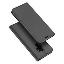 Чехол книжка DUX DUCIS Skin Pro для Samsung Galaxy S9 Plus черный