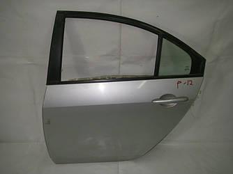 Дверь задняя левая седан / хетчбек Primera P12 02-09 (Ниссан Примера П12)
