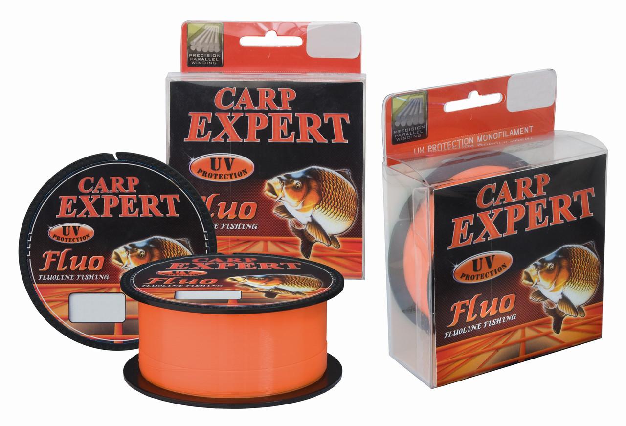 Леска Energofish Carp Expert UV Fluo Orange 300m 0.35mm 14.9kg (30114035)