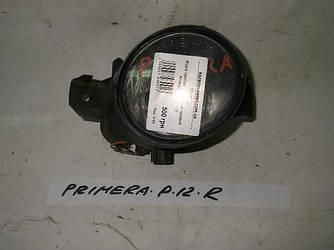 Фара противотуманная правая Nissan Primera (P12) 02-09 (Ниссан Примера П12)