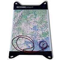 Чехол водонепроницаемый для карты Sea to Summit Waterproof Map Case Small