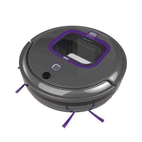 Робот-пылесос с интеллектуальной технологией BLACK+DECKER RVA420BP (США/Китай)