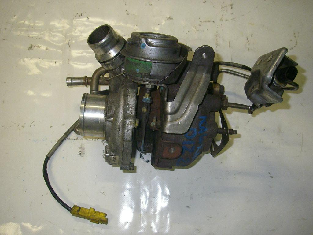 Турбина 2.0 Nissan Qashqai (J10) 07-14 (Ниссан Кашкай)  773087-0002