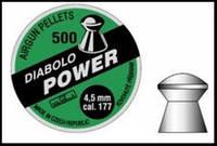 Пулі Diabolo Power 4.5 мм 0,6г (500шт/уп)