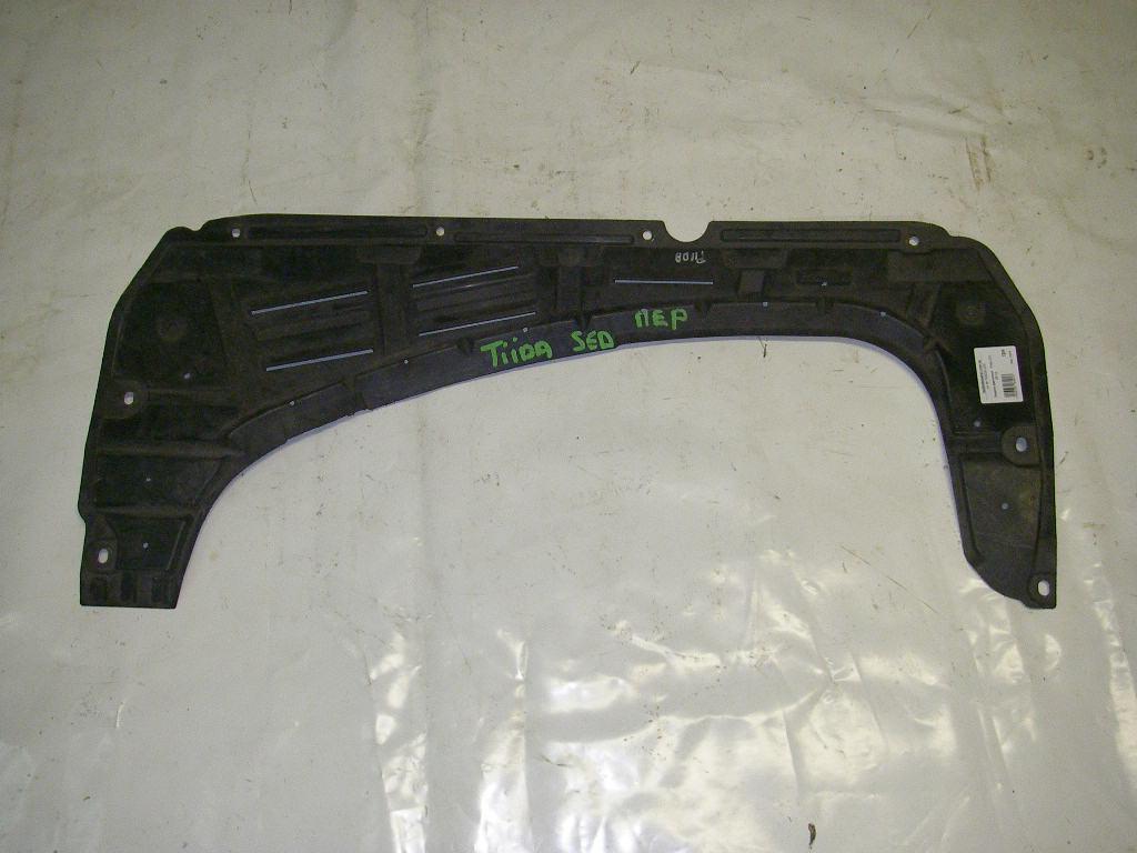 Защита двигателя Nissan Tiida (C11) 07-13 (Ниссан Тиида Ц11)  75892EL000