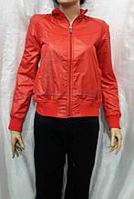 Костюм женский трикотажный спортивный Maraton красный