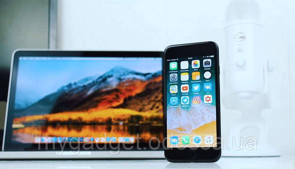 УЦЕНКА!!! Копия смартфона iPhone 7 64GB 8 ЯДЕР + ПОДАРОК!
