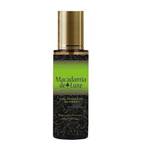 MACADAMIA DE LUXE Масло макадамии для волос и тела 100 мл, фото 2