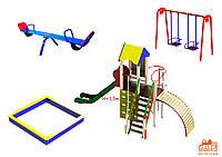 Детская площадка 4101