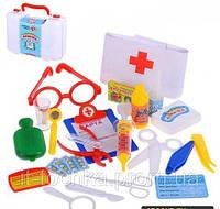 """Набор доктор 24 предмета чемодан """"Волшебная Аптечка"""" Классическая игрушка для ребенка"""