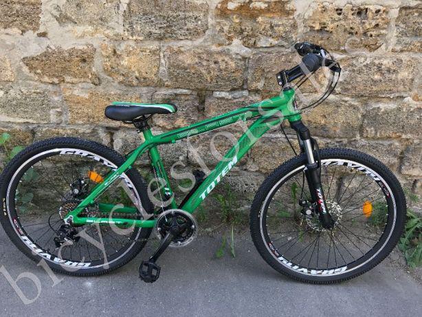 """Горный велосипед TOTEM BLAST 26"""" 17""""  Зеленый"""