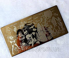 Трафарет для стемпинга металлический SPH-005