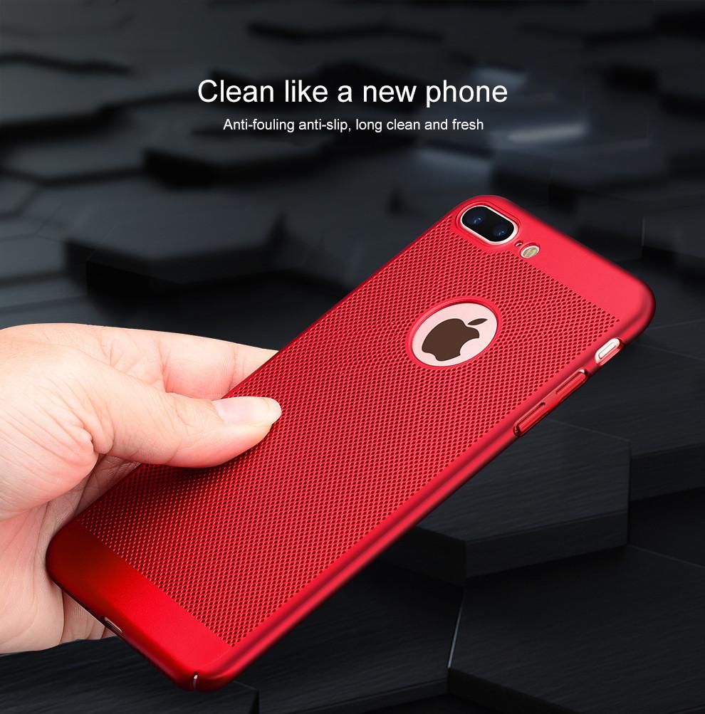 Пластиковый чехол PLV RE для iPhone 7