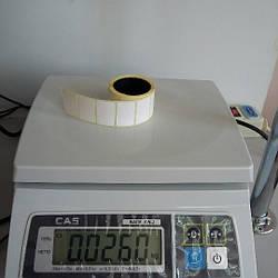 Весы настольные продуктовые для фасовки CAS-SW 2; 5; 10; 20кг (241*192мм)