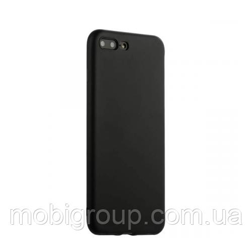 Чехол силиконовый матовый для iPhone 7 Plus
