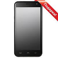 "☛Смартфон 5"" HOMTOM HT3, 1GB+8GB Black камера Samsung 5 Мп автофокус 3000 mAh Android 5"