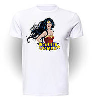 Футболка мужская GeekLand Чудо-Женщина Wonder Woman Be strong WW.01.001