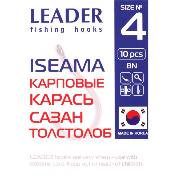 Гачок Leader Iseama BN 6