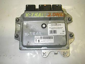 Блок управления двигателем 2.0 мех Nissan X-Trail (T31) 07-12 (Ниссан Х Трейл)  A56-B32E0B 7Y07