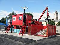 Приемно-сортировочная линия 400 кг/час