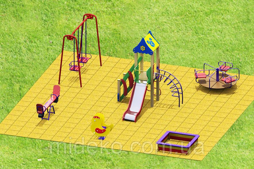 Детская площадка 4401
