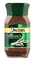 Кофе растворимый Jacobs Monarch, 190г