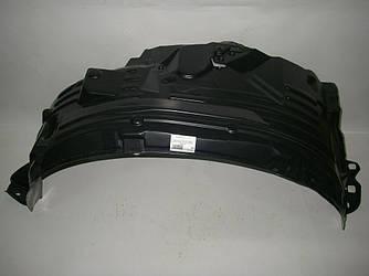 Подкрылок передний правый новый польша Nissan Navara (D40) 05-13 (Навара)