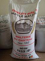 Солод пивной ячменный светлый Chateau Pilsen 2RS/2RP (Шато Пилсен) 25кг, фото 1