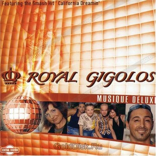 CD - Диск. Royal Gigolos - Musique Deluxe