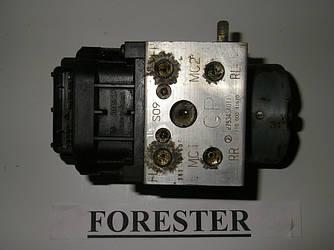 Блок ABS 2.0 07 Subaru Forester (SG) 02-08 (Субару Форестер СГ)  27534SA071