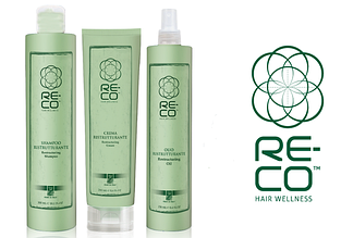 Линия реконструкции волос - Re-CO Hair Wellness