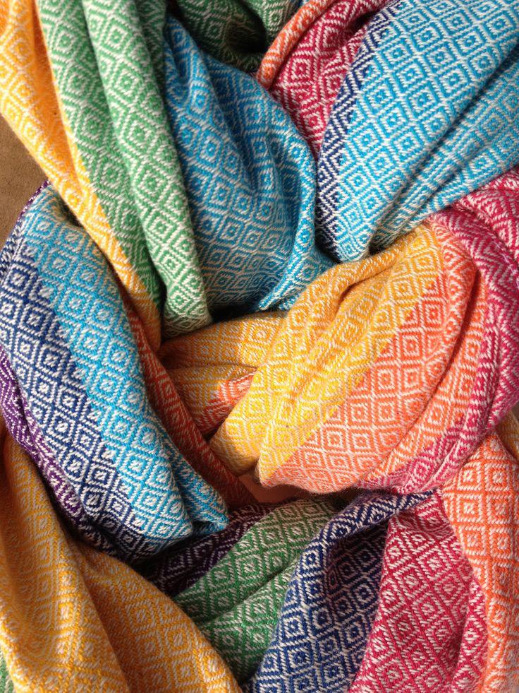 Слинг-шарф Diamond Light Rainbow, Girasol