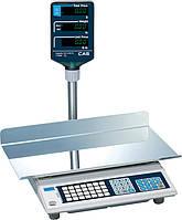 Электронные весы торговые CAS AP 15 EX LT