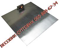 Весы платформенные ЗЕВС из нержавеющей стали ВПЕ-2000-4 (H1010) 1х1м 2000кг, фото 1