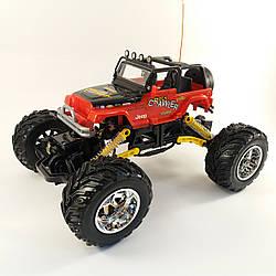 Автомобиль на радиоуправлении PRO DIRT Jeep Wrangler Rock Crawler 1800 NEW BRIGHT