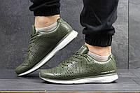 Мужские кроссовки кросівки Adidas Porsche Design Темно зеленый