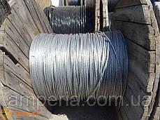 Провод алюминиевый неизолированный (голый) А-50 ГОСТ (ДСТУ), фото 3