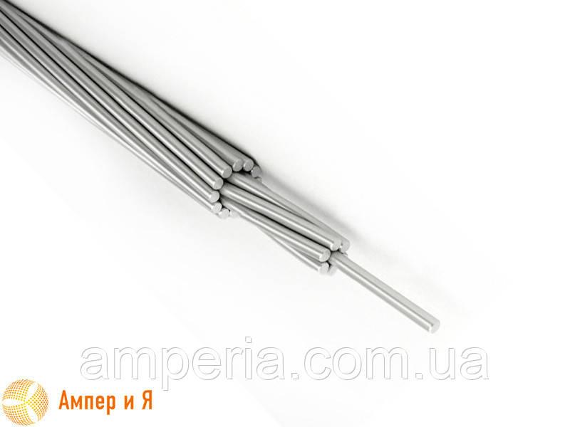 Провод алюминиевый неизолированный (голый) А-50 ГОСТ (ДСТУ)