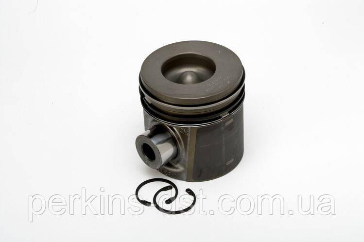 4115P015 Поршень с кольцами STD для двигателя Perkins 1104C-44T RG