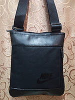 Спортивные барсетка nike оксфорд ткань(только ОПТ)Сумка спортивная для через плечо, фото 1